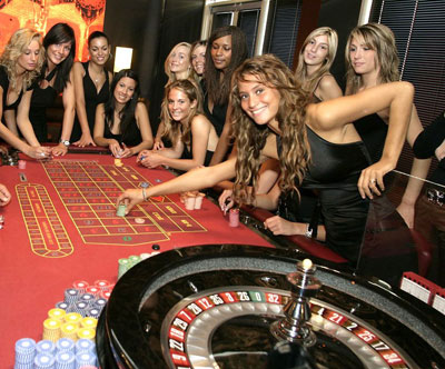 Roulette enthusiasts in UK