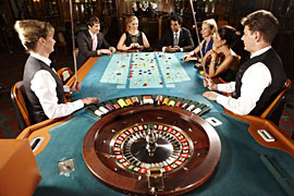 Roulette-Players
